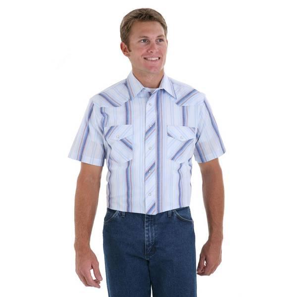 Men's Western Short Sleeve Shirt Assortment