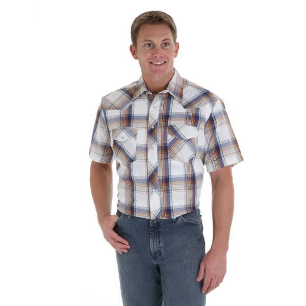 Men's Classic Plaid Shirt
