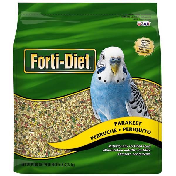 Forti - Diet Parakeet