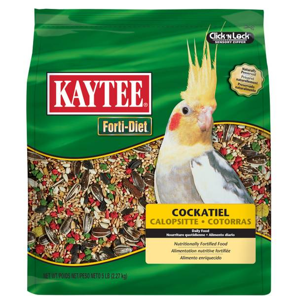 Forti - Diet Cockatiel Food