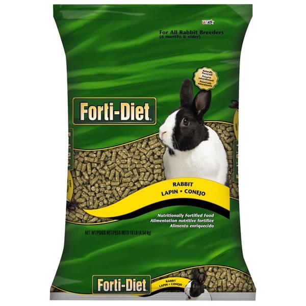 Forti - Diet Rabbit Feed