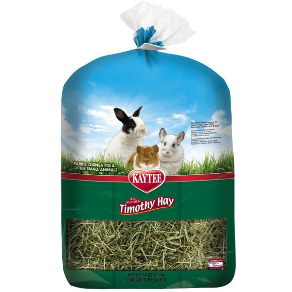 48 oz Natural Timothy Hay