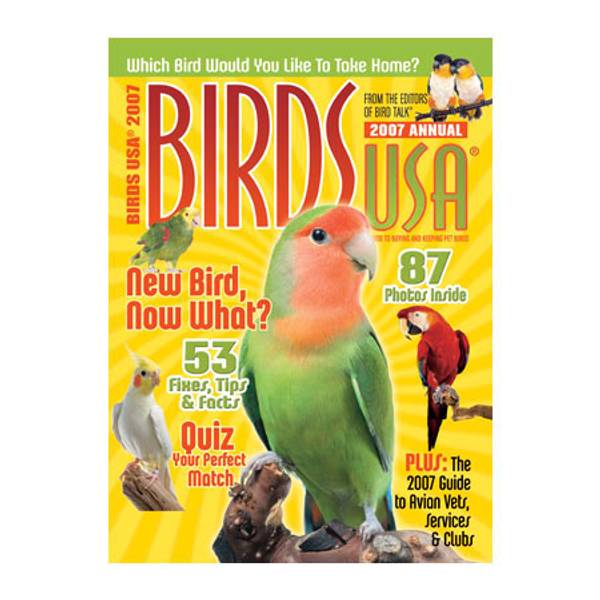 Birds USA Annual Magazine