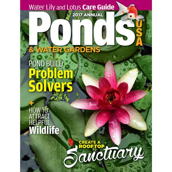 Ponds USA and Water Gardens Magazine