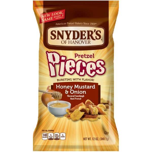 Pretzel Pieces