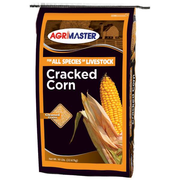 Cracked Corn Feed