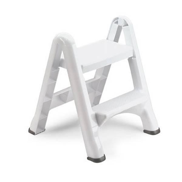 Rubbermaid E Z Step Folding Step Stool