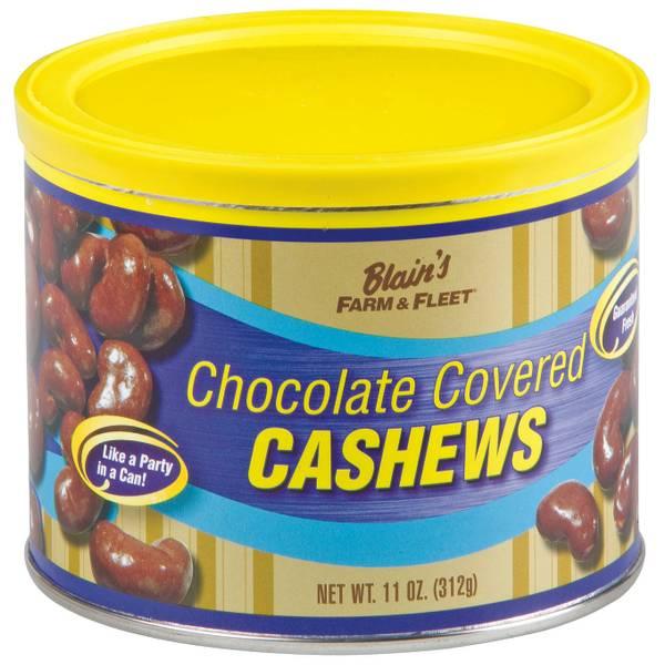 Chocolate Cashew Tin