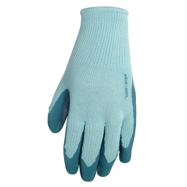 Assorted Women's Latex Coated Knit Shell Gloves