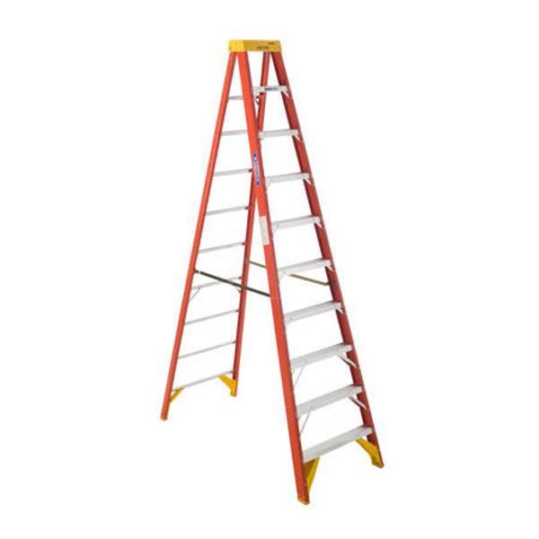 Werner Type 1a Fiberglass Step Ladder