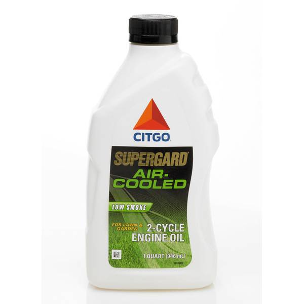 Citgo Supergard Air Cooled 2 Cycle Engine Oil