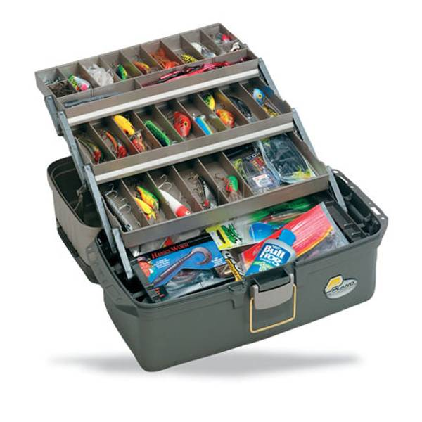 Plano Guide Series Hard System 6134 Tackle Box