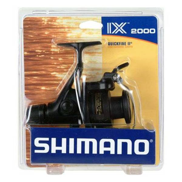 Shimano IX2000 Rear Drag Spin Reel
