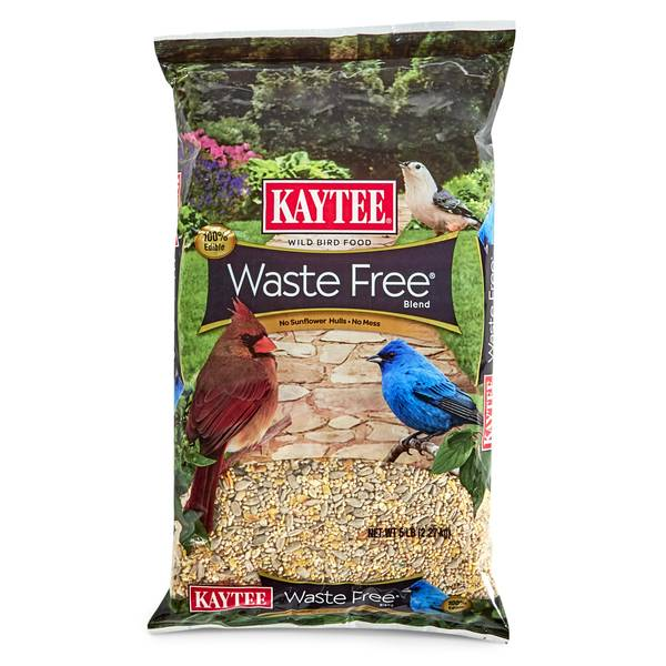 Kaytee Waste Free Wild Bird Seed (378073 100061909) photo