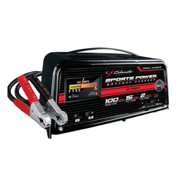 SportsPower Automatic Battery Charger / Engine Starter