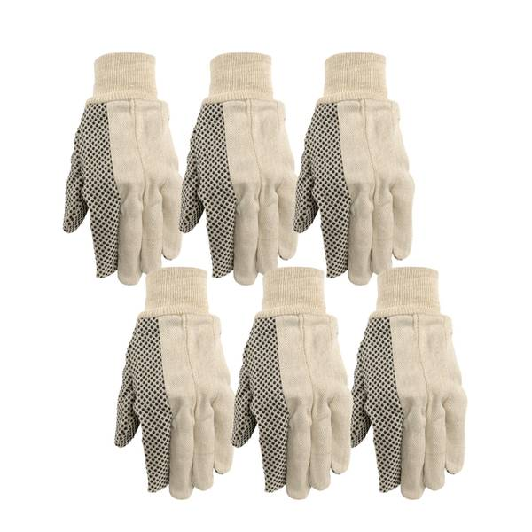 Wearpower Plus Hob Nob Gloves 6 Pack