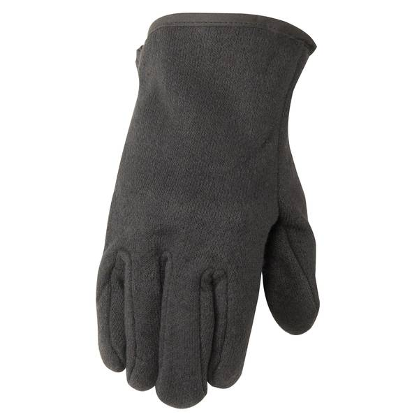 Men's Fleece Lined Jersey Gloves