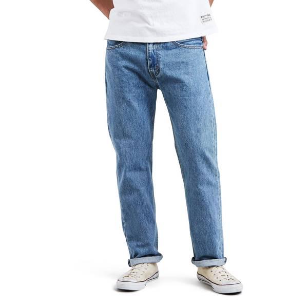 59dec33d1db690 Levi's Men's 505 Regular Fit Straight Leg Jeans