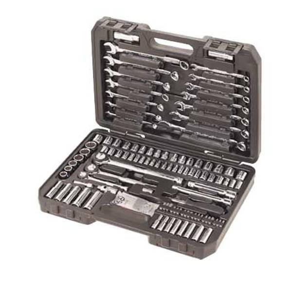 114 Piece Mechanic's Tool Set
