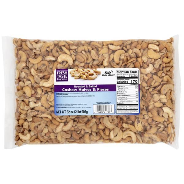 Cashew Halves & Pieces