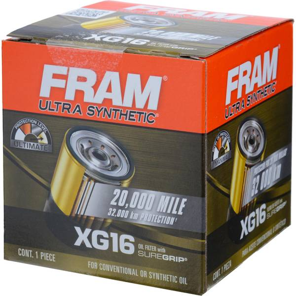 Extra Guard Full-Flow Ultra Synthetic Oil Filter