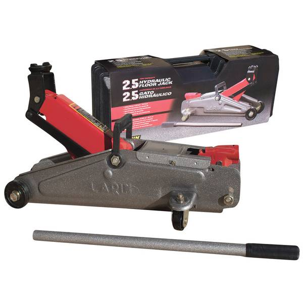 2-1/2 Ton Floor Jack with Case