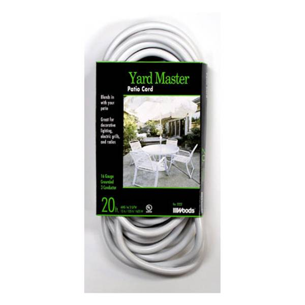 Patio Extension Cord