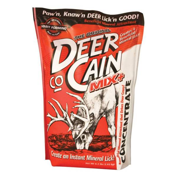 Deer Co – Cain Beneficial Mineral Attractant