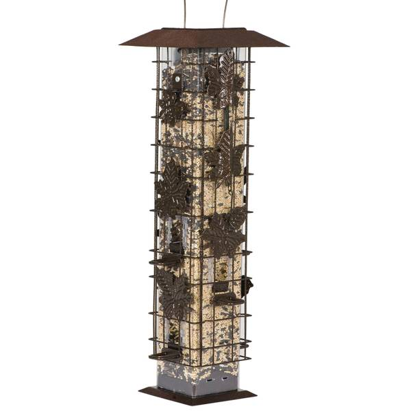 Perky-Pet Squirrel - Be - Gone Wild Bird Feeder (388885 336) photo