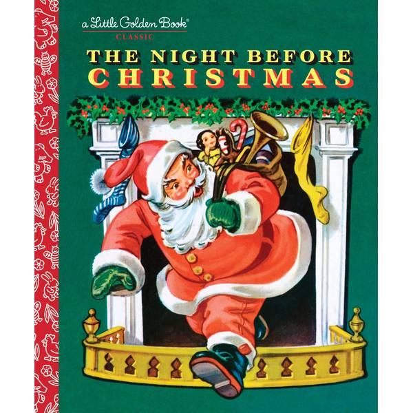 The Night Before Christmas Children's Book
