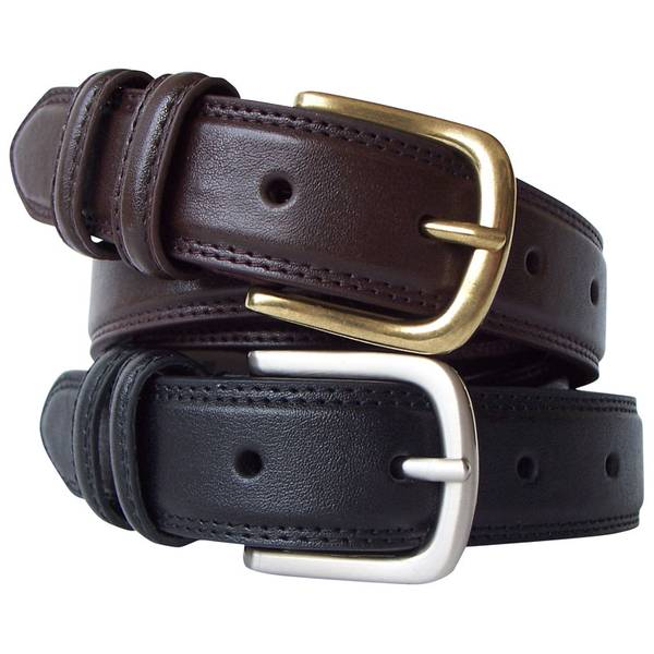 Men's 2 for 1 Dress Belt