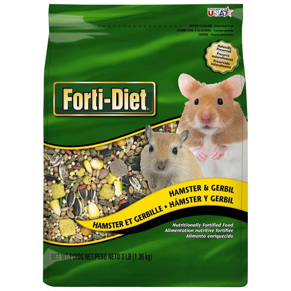 Forti - Diet Hamster and Gerbil Food