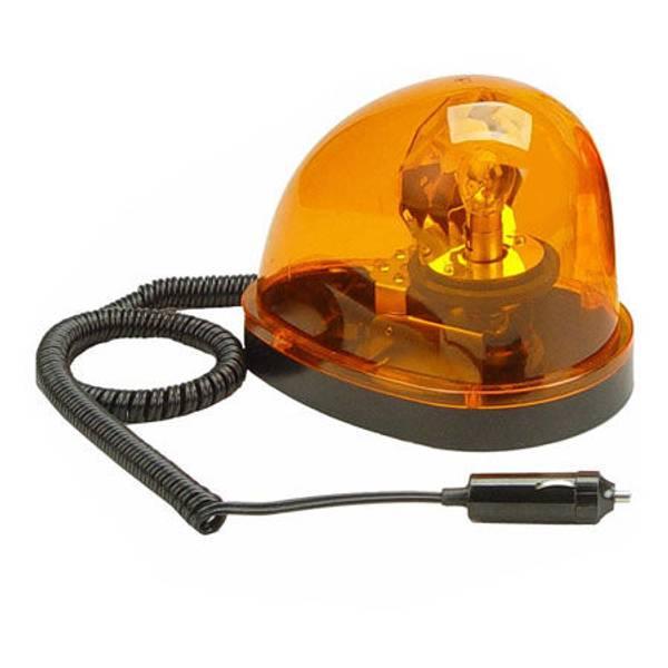 Revolving Emergency Light