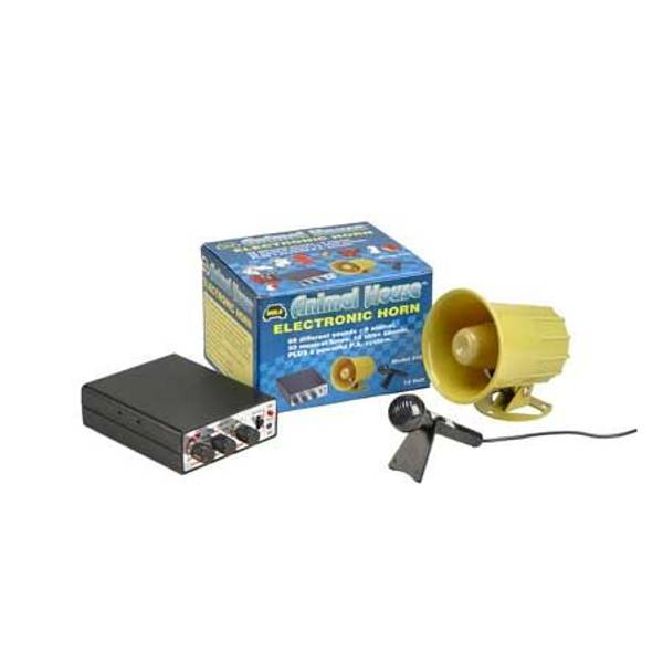 Animal House Horn and PA System