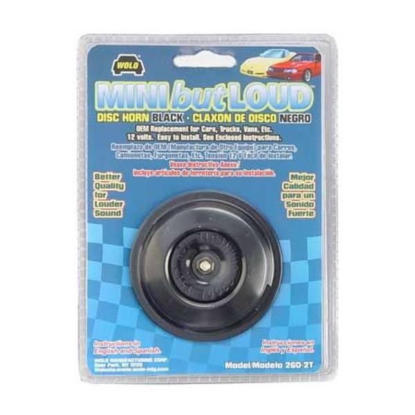 Mini Disc Horn