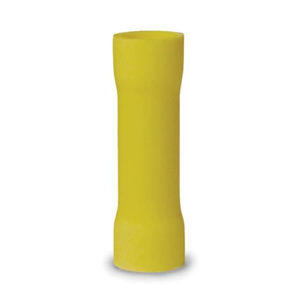 12 - 10 Gauge Yellow Butt Splices