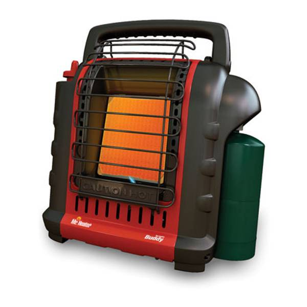 Portable Buddy Propane Heater