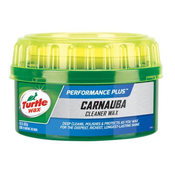 Carnauba Cleaner Wax Paste