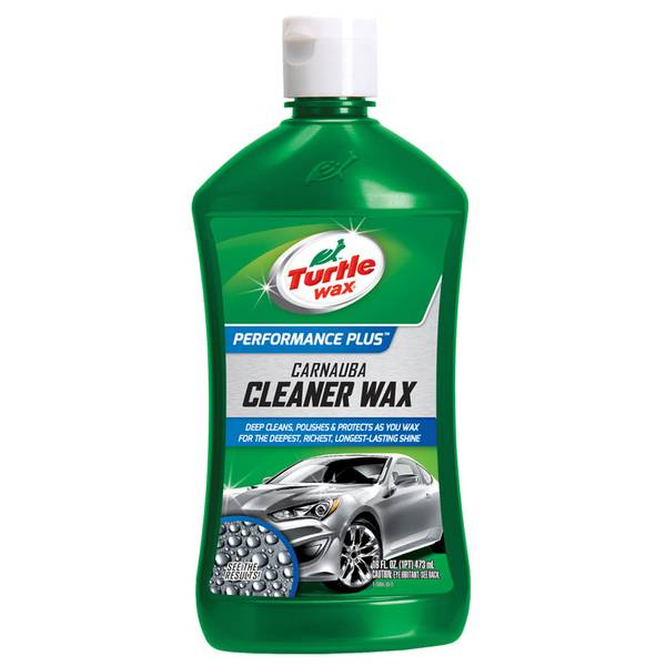 Carnauba Cleaner Wax Liquid