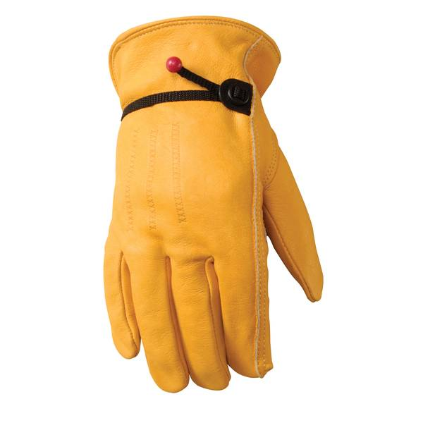 Men's Grain Cowhide Gloves