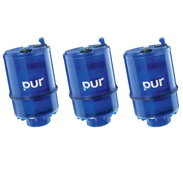 Faucet Mount Replacement Water Filter - MineralClear 3 Pack