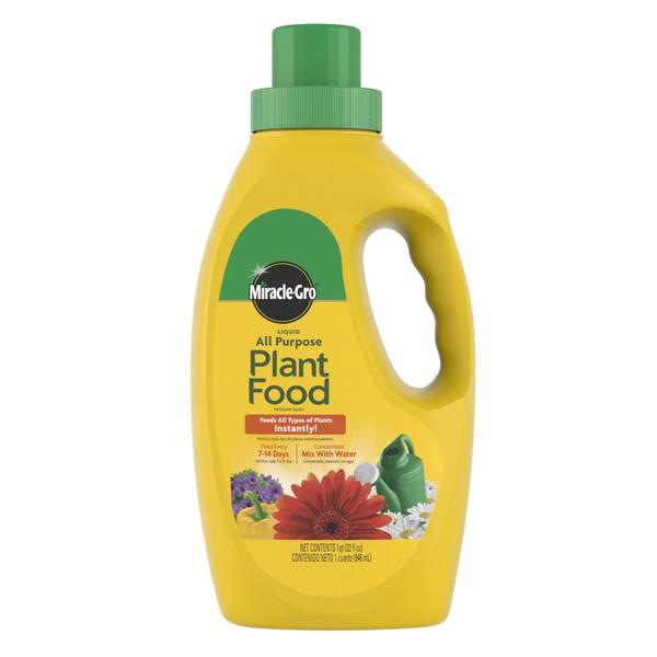 Liquid All Purpose Plant Food Concentrate