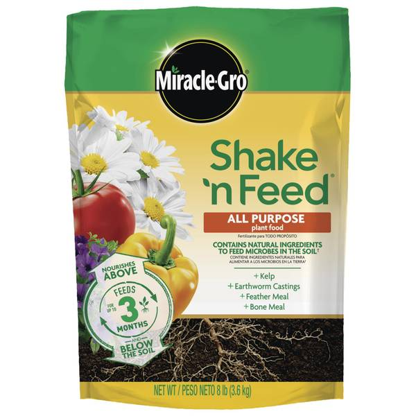 Miracle Gro Shake 39 N Feed Continuous Release All Purpose Plant Food