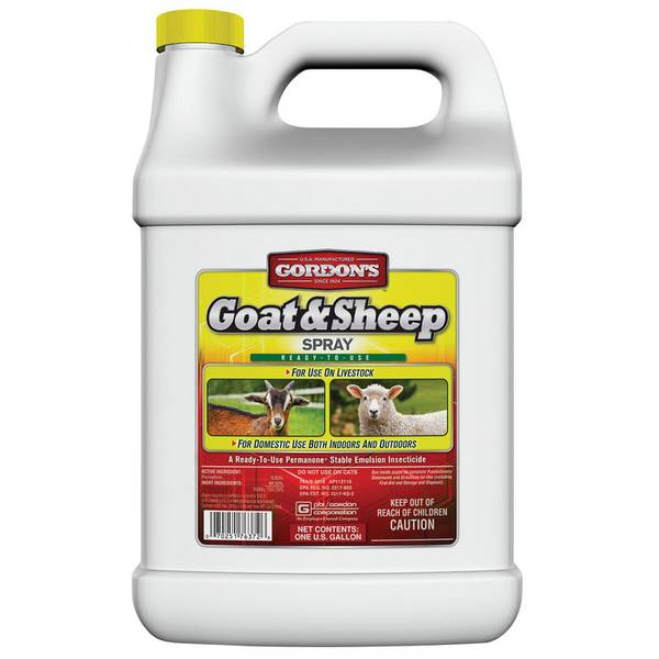 Goat and Sheep Spray