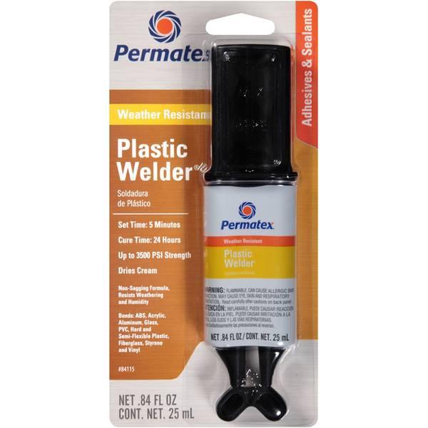 5 Minute Plastic Weld