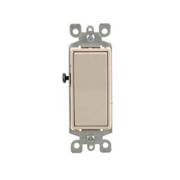 Decora 3-Way AC Quiet Rocker Switch