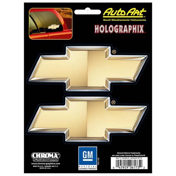 Holographix Decal