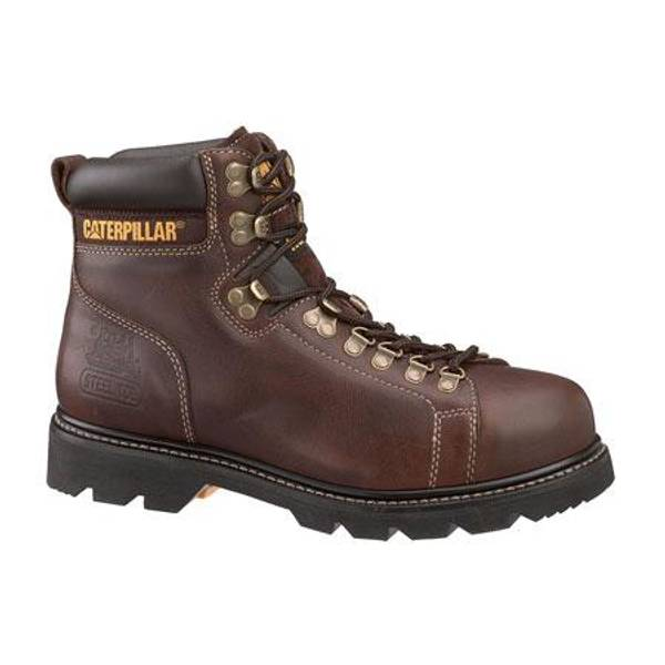 Men's Dark  Alaska FX Steel Toe Work Boots
