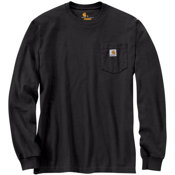 Men's Long Sleeve Work Wear T-Shirt