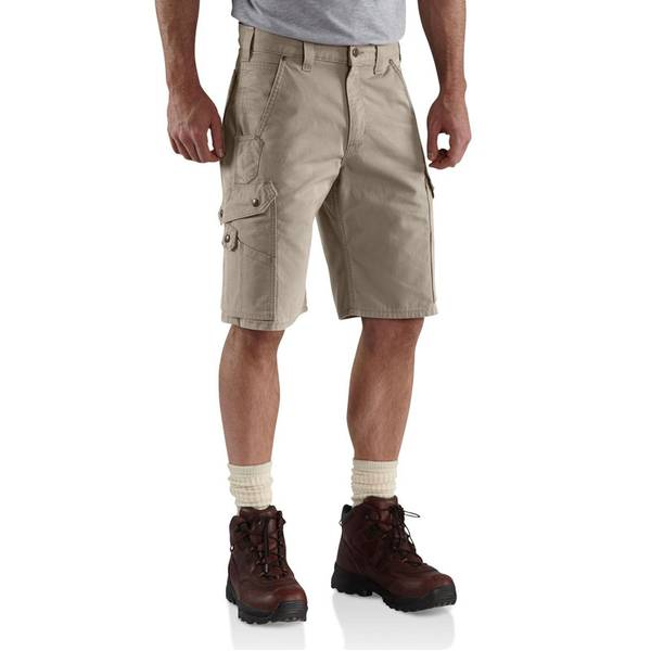 carhartt men 39 s desert ripstop cargo work shorts. Black Bedroom Furniture Sets. Home Design Ideas
